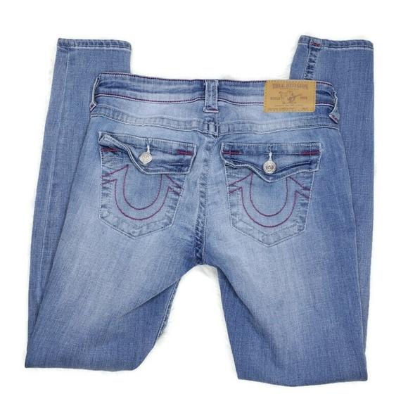 True Religion Denim - True Religion Super Skinny Jeans Size 29